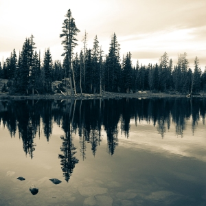 Butterfly Lake Reflections-1-2
