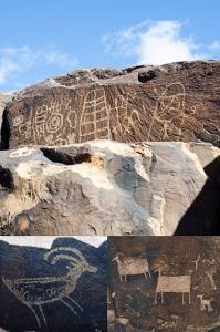 Anasazi Ridge Petroglyphs-1